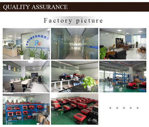 Shenzhen Refinecolor Technology Co., LTD.
