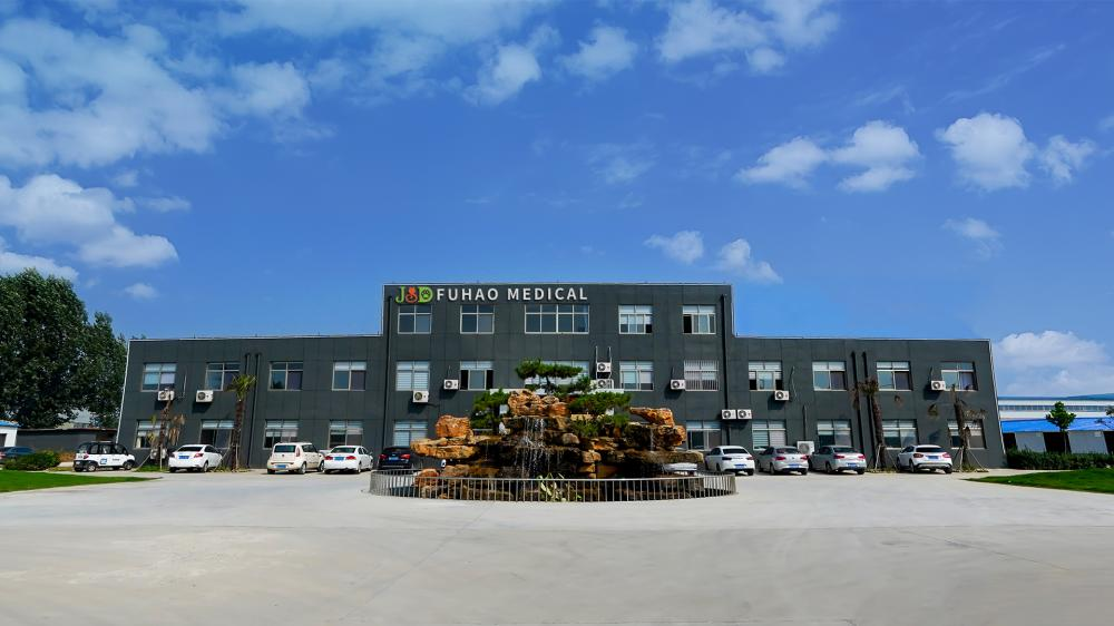 new factory of HEALTHYOU MEDICAL