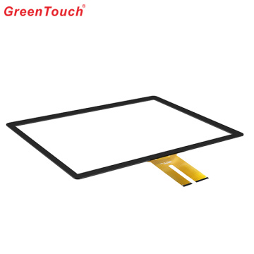 "23.8"" Usb  Taxi Projected Capacitive Touch Screens"