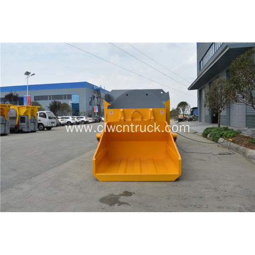 Factory Sale DFAC 20tons Detachable Compactor Truck