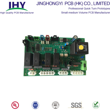 Fr4 Base Material 1oz Copper Thickness PCB Board and PCB Assembly