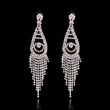 Eye Hollow Bohemian Women Party Fashion Earrings