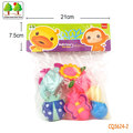 CQS624-2 CQS soft water spray toys 5PCS