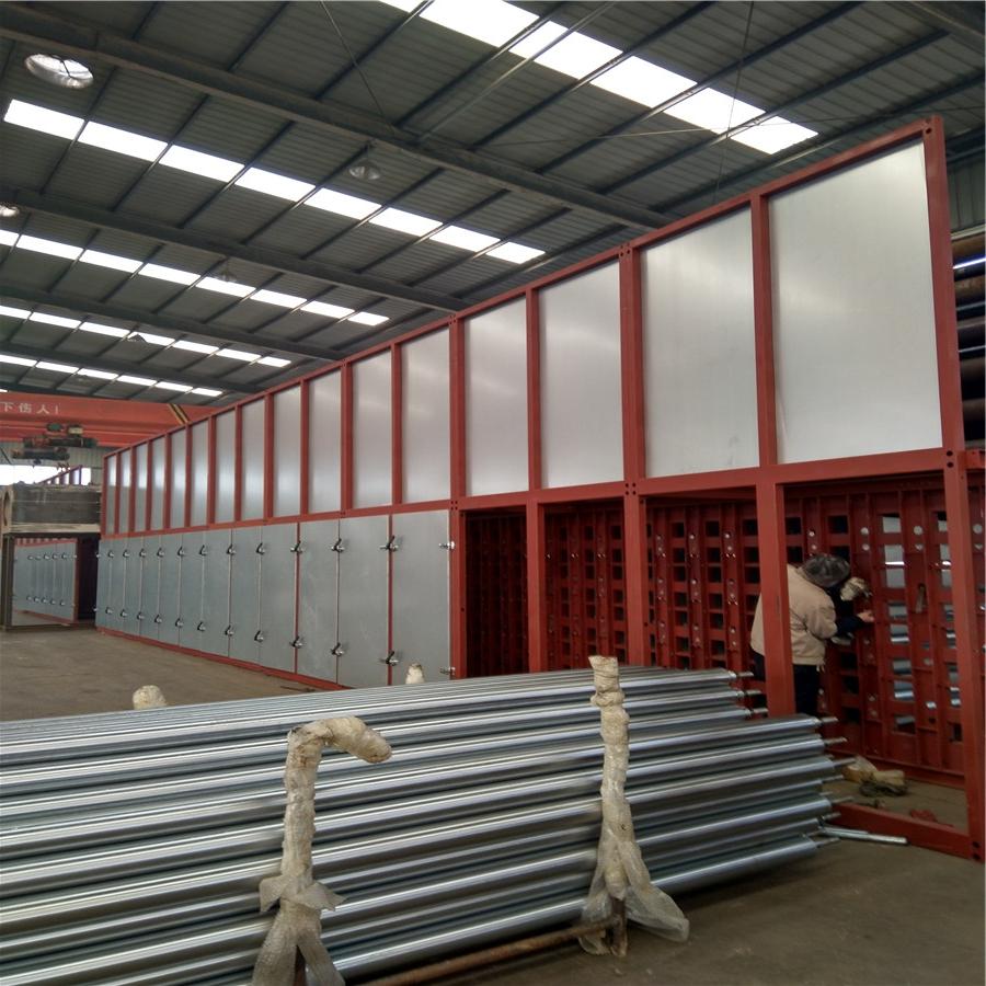 4甲板单板干燥机的生产