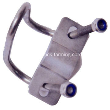 Stainless Steel U-shape Hoop for Pig Equipment