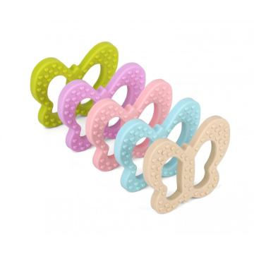 Baby Silicone Butterfly Teether