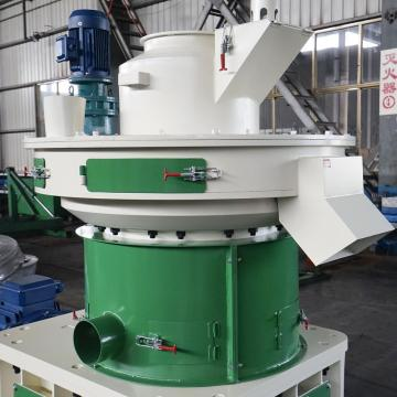 rice husk shell pelleting mill machine