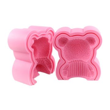 Silicone Mousse Cake Mold 3D Big Teddy Bear