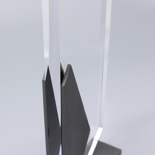 APEX Organization Custom Acrylic Sublimation Trophy Blank