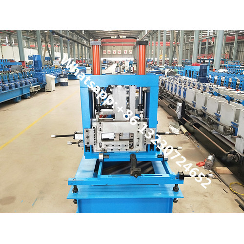 C Z Section Purlin Roll Forming Machine