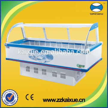 Cheap high quality cold food display counter