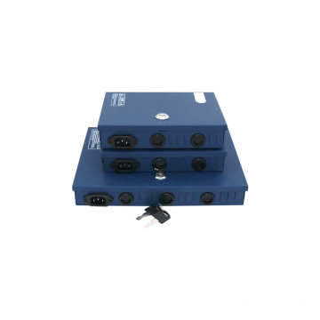 cctv power supply box 12v 16 channel for 16 camera