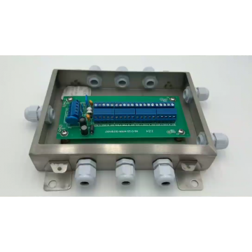 Waterproof electronic junction box JBX-8 Stainless steel
