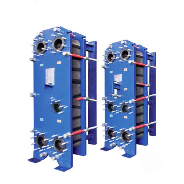 The type of 0.5mm ss304 plate heat exchangers