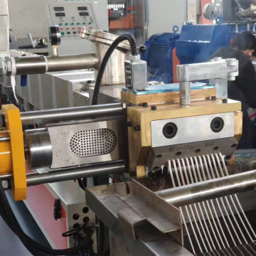 SHJ co rotating twin screw extruder
