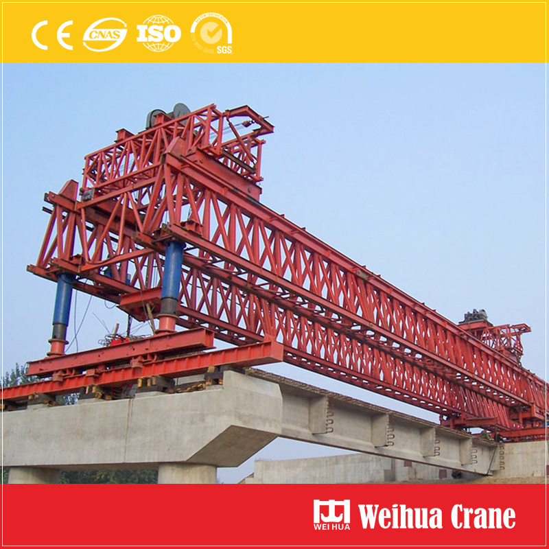 Beam Erecting Crane