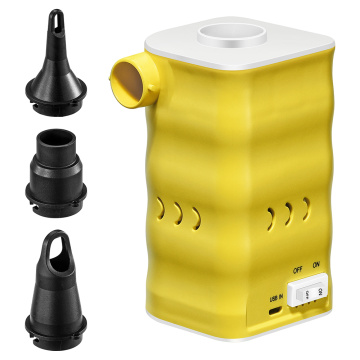 Powerful Electric Air Pump for Inflatable Bed
