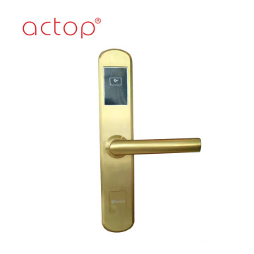 Hotel  with Management free Software Door Lock