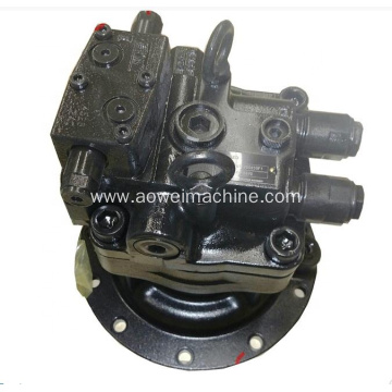 SK135SR swing motor assembly,YX32W00002F2,excavator slew motor,