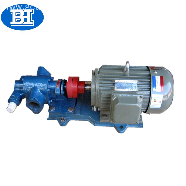 KCB series small wear and tear lubricant oil transfer gear pump