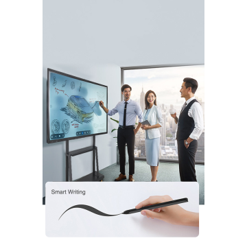 75 inch Interactive Touch Screen Whiteboard