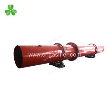 Three Cylinder Silica Sand Rotary Dryer