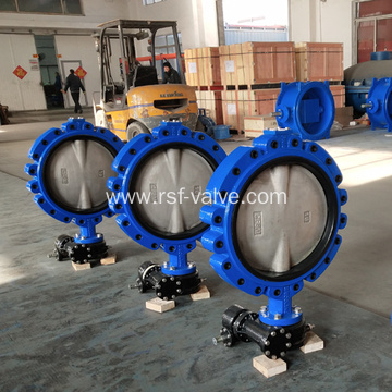 Fully Lug Concentral Butterfly Valve
