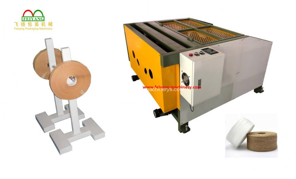 Handle Bag Paper Rope Machine