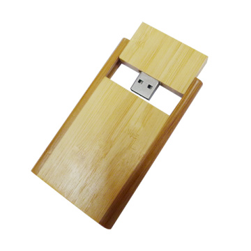 Eco Friendly Wood USB Stick with High Speed