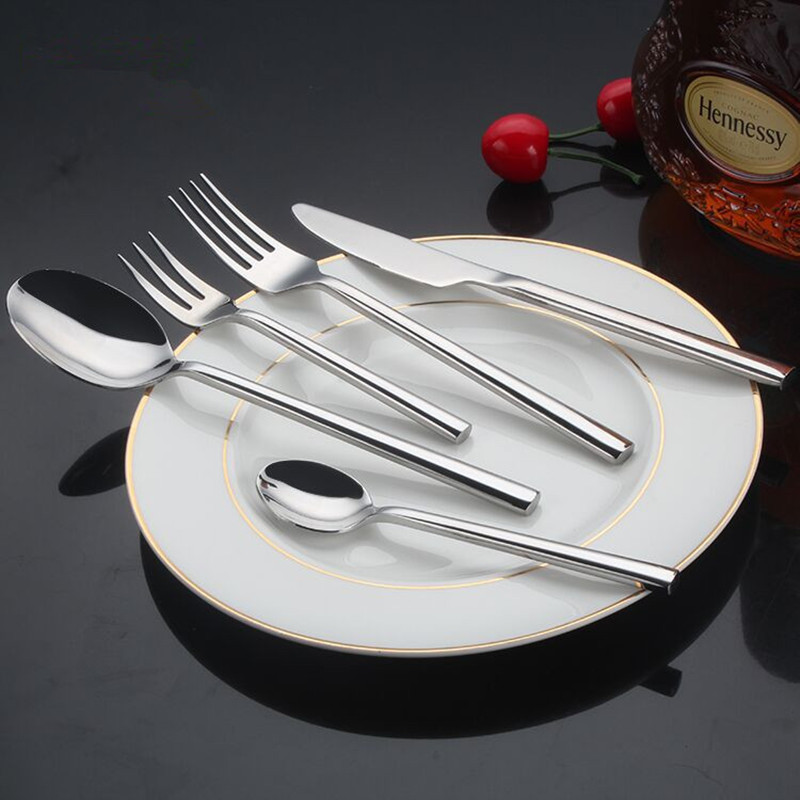 18-8 Gorgeous Stainless Steel Flatware