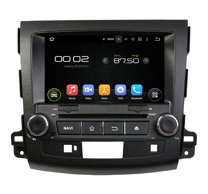 Car Multimedia System Mitsubishi Outlande