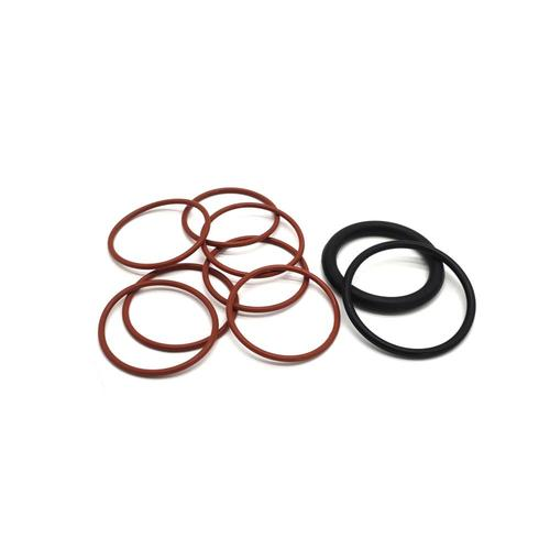 High Temperature Resistance Colorful Customized O Rings