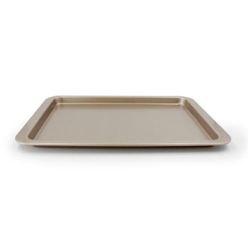 13 Inch Rectangular Shallow Baking Pan With Wide Side
