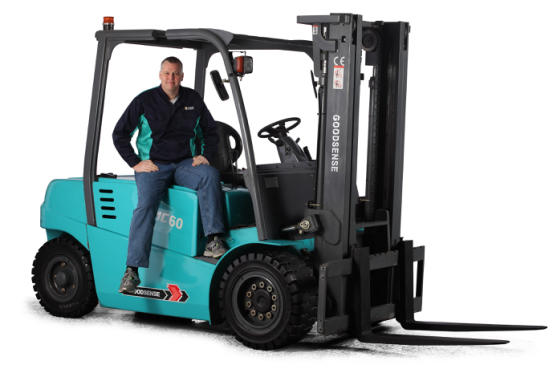 6.0 Ton Electric Forklift