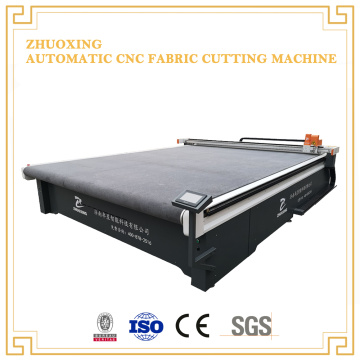 Fabric Cutting Machine To Cut Garment Clothing
