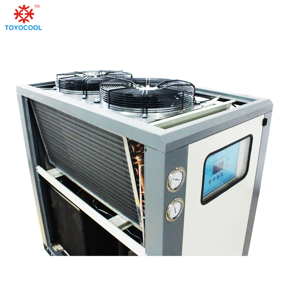 water cooled chiller industrial cooling system