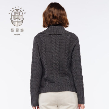 85% Silk 15% Cashmere Sweater
