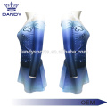 Sublimation Cheer Strapless Cheer Uniform For Youth