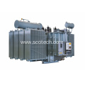 10MVA 33/33KV oil immersed power transformer