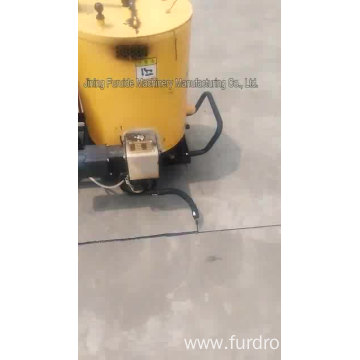 Concrete Road Joint Sealing Machine has 60L asphalt tank (FGF-60)