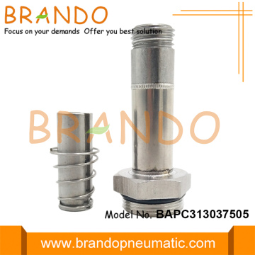 M20 Thread Seat 12.8mm OD Stainless Steel Plunger