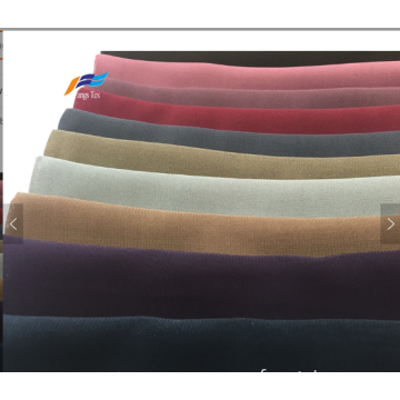 Hot Sale 50D Dyed Yarn Wool Chiffon Fabric