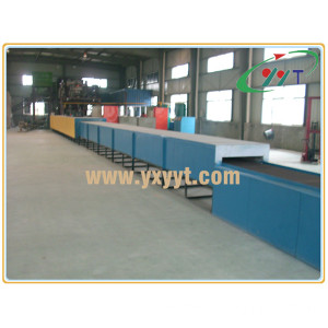 Mesh Belt Type Glass Electrothermal Annealing Furnace