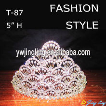 Wholesale Rhinestone Crystal Pageant Tiaras For Sale