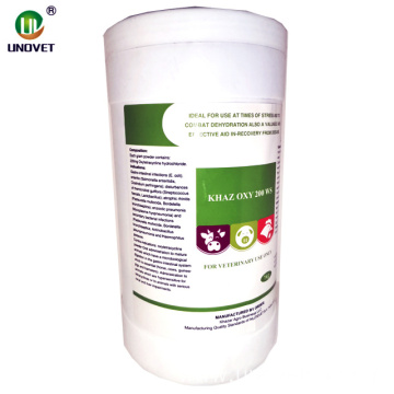 Animal Use Oxytetracycline HCL Powder 50%