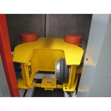 Decoring Machine for Engine Blocks