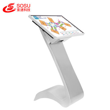 Wifi 3G Android Touch Interaktiver Multi-Kiosk