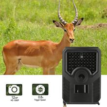 PR-200-B Trail Camera Outdoor Scouting Camera 0.8s Trigger Time PIR Sensor Wide Angle Infrared HD Night Vision Hunting Cameras