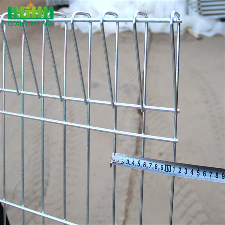 1.2m high galvanized BRC wire mesh