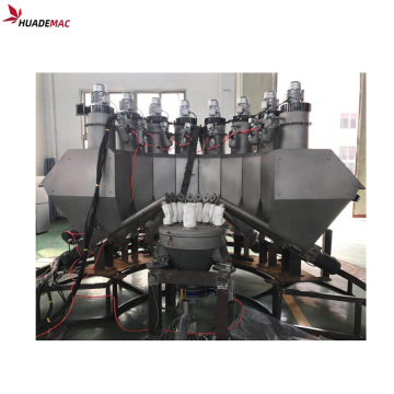 additive weighing and batching machine system
